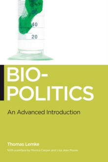 Biopolitics : An Advanced Introduction, Paperback Book