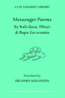 Messenger Poems, Hardback Book