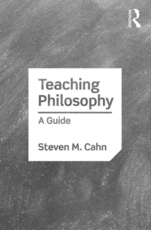 Teaching Philosophy : A Guide, Paperback Book