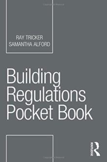 Building Regulations Pocket Book, Paperback / softback Book