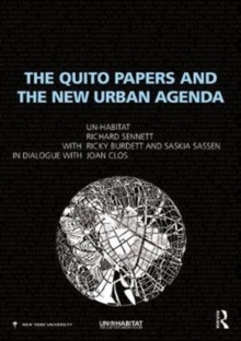 The Quito Papers and the New Urban Agenda, Paperback Book