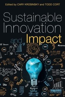Sustainable Innovation and Impact, Paperback Book