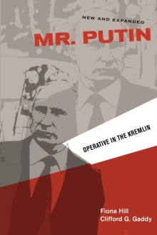 Mr. Putin : Operative in the Kremlin, Paperback Book