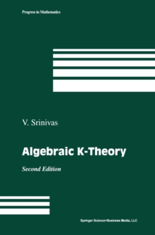Algebraic K-Theory, PDF eBook