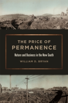The Price of Permanence : Nature and Business in the New South, Hardback Book