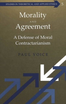 an analysis of morality in why contractarianism an essay by david gauthier Gauthier's moral theory, morals by agreement (gauthier 1986), is a theory about the nature and rationality of morality (see also section 3 of the entry on contractarianism ) it consists of four parts.