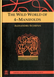 The Wild World of 4-Manifolds, Hardback Book