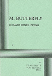 M. Butterfly, Paperback / softback Book