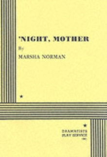 Night, Mother, Paperback Book