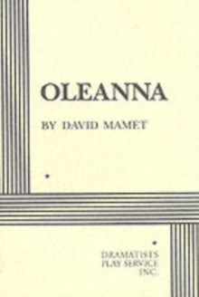 Oleanna, Paperback Book