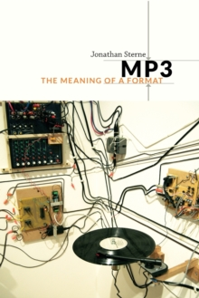 MP3 : The Meaning of a Format, Paperback / softback Book