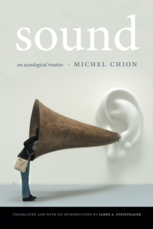 Sound : An Acoulogical Treatise, Paperback / softback Book