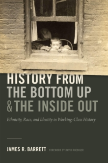 History from the Bottom Up and the Inside Out : Ethnicity, Race, and Identity in Working-Class History, Paperback Book
