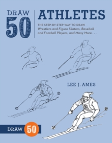 Draw 50 Athletes, Paperback Book