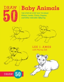 Draw 50 Baby Animals, Paperback / softback Book