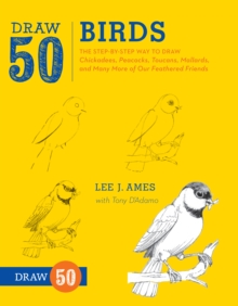 Draw 50 Birds, Paperback / softback Book