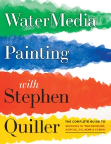 Watermedia Painting With Stephen Quiller, Paperback / softback Book