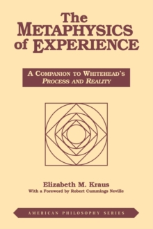 The Metaphysics of Experience : A Companion to Whitehead's Process and Reality, Paperback Book