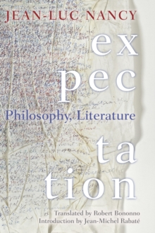 Expectation : Philosophy, Literature, Paperback / softback Book