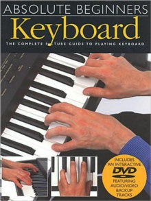 Absolute Beginners : Keyboard (Book/DVD), Paperback / softback Book