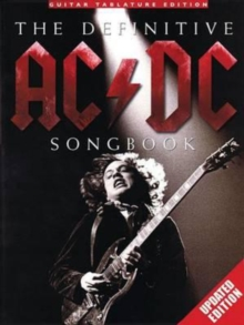 The Definitive AC/DC Songbook - Updated Edition, Paperback Book