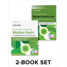 Social Work Licensing Masters Exam Guide and Practice Test Set : A Comprehensive Study Guide for Success, Paperback / softback Book