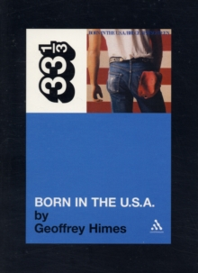 Bruce Springsteen's Born in the USA, Paperback / softback Book