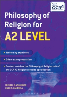 Philosophy of Religion for A2 Level, Paperback Book