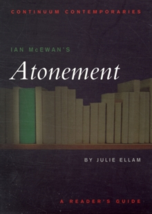 "Ian McEwan's ""Atonement"", Paperback / softback Book"