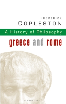 History of Philosophy : Greece and Rome Vol 1, Paperback Book