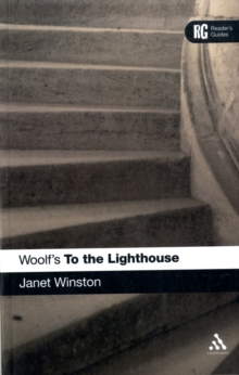 "Woolf's ""To the Lighthouse"" : A Reader's Guide, Paperback / softback Book"