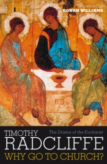 Why Go to Church? : The Archbishop of Canterbury's Lent Book, Paperback / softback Book