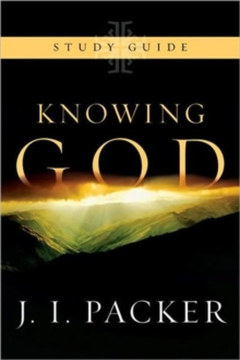 Knowing God - Study Guide, Paperback / softback Book