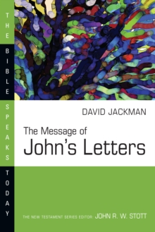 The Message of John's Letters, EPUB eBook