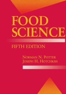 Food Science : Fifth Edition, Hardback Book
