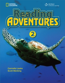 Reading Adventures 2, Pamphlet Book