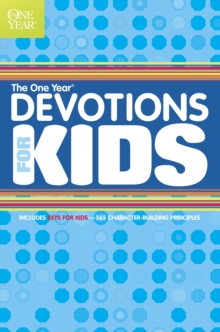 The One Year Book of Devotions for Kids, Paperback Book