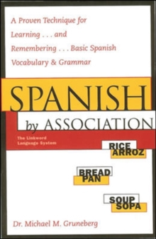 Spanish by Association, Paperback Book