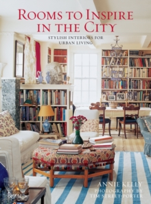 Rooms to Inspire in the City : Stylish Interiors for Urban Living, Hardback Book