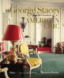 George Stacey and the Creation of American Chic, Hardback Book