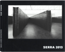 Richard Serra, Hardback Book