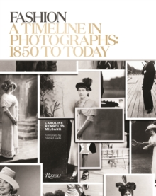 Fashion: A Timeline in Photographs : 1850 to Today, Hardback Book