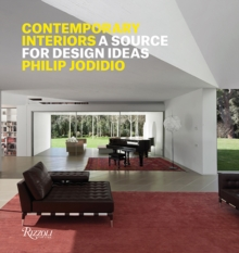 Contemporary Interiors : A Source for Design Ideas, Paperback / softback Book