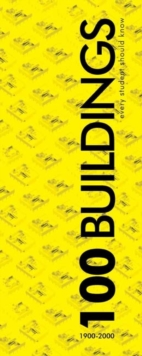 100 Buildings, Paperback Book