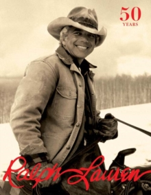Ralph Lauren: Revised and Expanded Anniversary Edition, Hardback Book