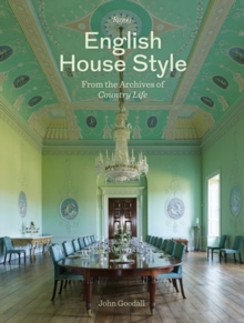 English House Style from Archives of Country Life, Hardback Book