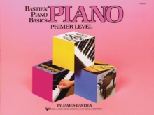 Bastien Piano Basics: Piano Primer, Sheet music Book