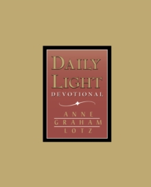 Daily Light - Burgundy, Leather / fine binding Book
