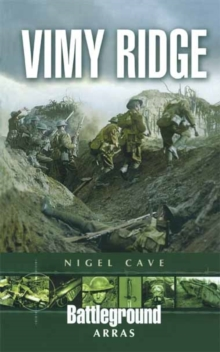 Vimy Ridge : Arras, Paperback / softback Book