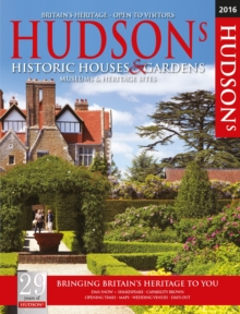 Hudson's Historic Houses & Gardens, Castles and Heritage Sites, Paperback Book